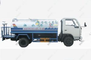 东风 金霸 95马力 4×2 洒水车 CLW5040GPS3