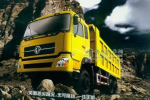 东风商用车 大力神 290马力 6×4 自卸车 DFL3251A7-