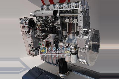 东风风神dCi11发动机