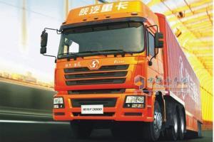 """陕汽 2011""""驰久版"""" 德龙F3000 超强版 375马力 6x4 牵引车"""