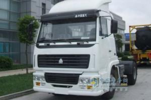 中国重汽 斯太尔王重卡 266马力 4×2 牵引车 ZZ4186M3516C