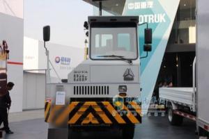 中国重汽 HOVA重卡 4×2 牵引车 ZZ5371VDMC32100