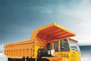 陕汽 征服者重卡 6×4 LNG矿用自卸车 SX5504ZPT364TL