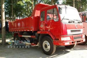 东风柳汽 乘龙609中卡 200马力 4×2 自卸车 LZ3120LAK