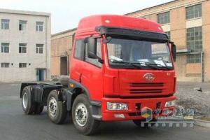 一汽解放 悍威(J5M)重卡 260马力 6×2 牵引车 CA4203P7K1T3E