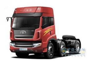 一汽解放 新大威重卡 336马力 6×2 牵引车 CA4256P2K2T2EA80