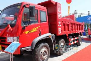 一汽解放 骏威(J5K)中卡 220马力 6×2 自卸车 CA3208P9K2T3E