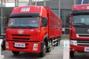 一汽解放 悍威(J5M)重卡 240马力 8×4  载货车 CA5240CLXYP4K2L11T4