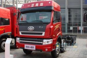 一汽解放 新大威重卡 336马力 8×4 载货车 CA1310P2K2LT4EA80