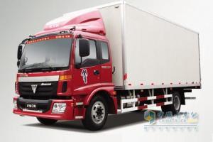 福田欧曼 TX重卡 135马力 4×2 3系载货车