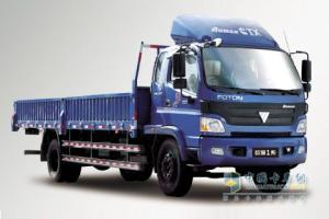 福田欧曼 170马力 4×2 1系标准型载货车