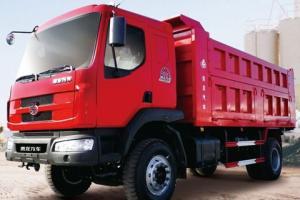 东风柳汽 乘龙中卡 160马力 4×2 自卸车 LZ3122LAH
