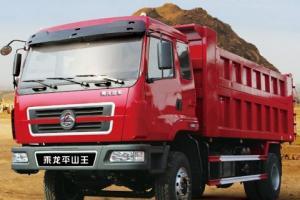 东风柳汽 乘龙240马力 4×2 极限自卸车LZ3120PAL