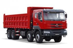 东风柳汽 霸龙重卡 260马力 8×4 自卸车 LZ3310REF
