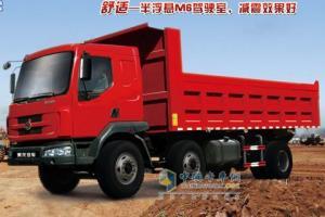 东风柳汽 乘龙中卡 200马力 6×2 自卸车LZ3240LCB