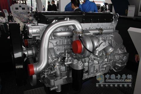 上菲红Cursor 13 发动机