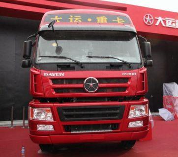 大运 N8重卡 310马力6X2 牵引车轻量化(4250WD3RB-EB25A14F1AB1A-S)