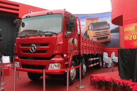 大运 N6重卡 270马力 8X4 载货车(N6-1160)