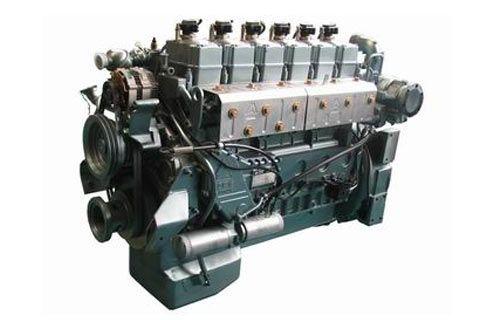 中国重汽WT615.92 国IV 天然气发动机