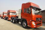 东风 天龙重卡 385马力 6×4 LNG牵引车