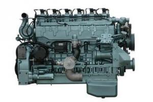 中国重汽WT615.91 国IV 天然气发动机