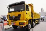长安重汽 M系列 350马力 8X4 LNG自卸车