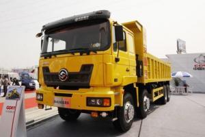 长安重汽 M系列 350马力 8X4 LNG自卸车(SXQ3310M7N-4)