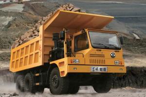 东风 超霸 375马力 6×4 宽体矿用自卸车(DFZ3500KY-DZ82B1)