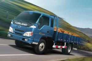 福田骁运 110马力 4×2 载货车(F1695时代车身)