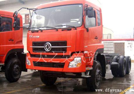 本公司位于东风汽车公司制造本部-销售商用车 二手卡车图片