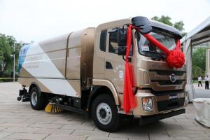 比亚迪 T8 245ag环亚|首页 4x2 16吨 纯电动洗扫车