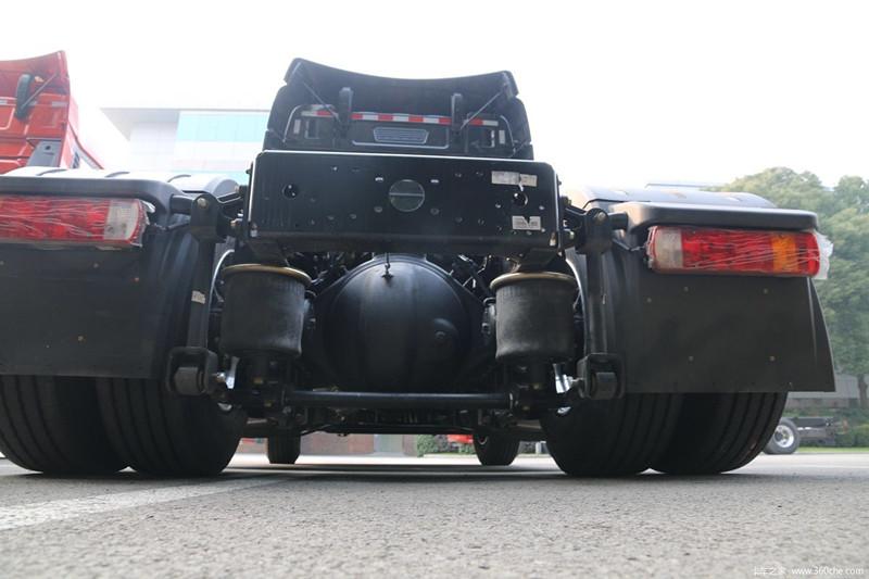 一汽解放 J6P重卡 領航版 460馬力 4X2 國五牽引車(CA4180P66K24E5)