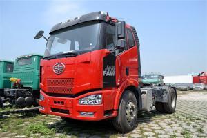 一汽解放 J6M准重卡 2013款 260马力 4X2 国四牵引车底盘(CA4180P63K1E4)