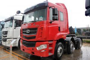 华菱 汉马H9重卡 430马力 6X4 国五牵引车(HN4250A46C4M5)