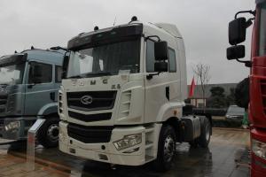 华菱 汉马H9重卡 420马力 6X4 国五牵引车(HN4250A43C4M5)