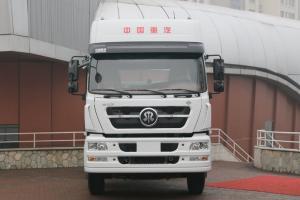 中国重汽 斯太尔D7B重卡 430马力 6X4 国五 天然气牵引车(ZZ4253N3841E1LBN)