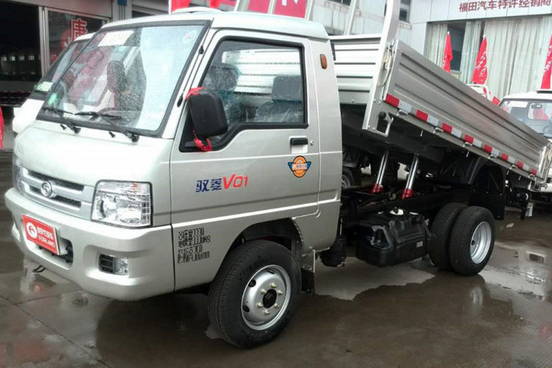时代汽车 驭菱VQ1 112马力 3.05米 国五 自卸车(汽油)(BJ3030D5JA3-FA)