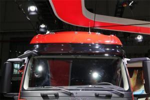 江铃重汽 威龙重卡 基础版 420马力 4X2 国五牵引车(SXQ4180J1A3D5)