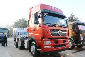中国重汽 斯太尔D7B重卡 440马力 6X4国五牵引车(曼后桥)(ZZ4253V3241E1BN)