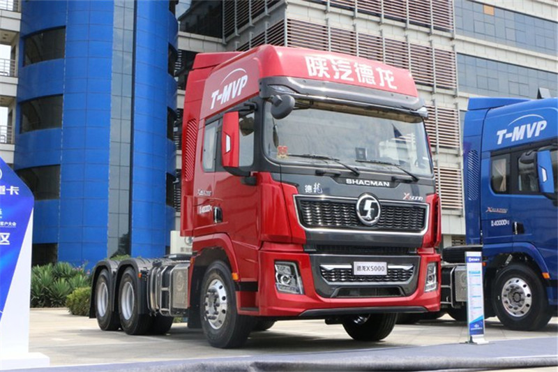 陕汽重卡 德龙X5000 550马力 6X4 国五牵引车(SX4250XC4Q2)