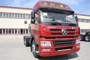 大运 新N8E重卡 336马力 6X4 国五LNG牵引车(CGC4253N52CA)
