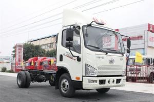 一汽解放轻卡 J6F 130马力 4.16米 国六单排厢式轻卡(CA5040XXYP40K56L2E6A84)