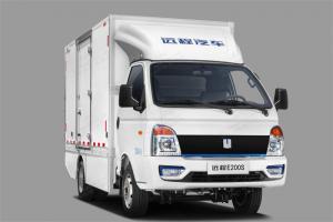 吉利远程 E200S 3.5T 3.6米单排厢式纯电动轻卡(DNC5030XXYBEV31)54.72kWh
