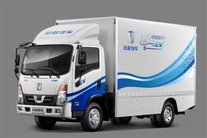 吉利远程 E200 4.5T 4.14米单排厢式纯电动轻卡(DNC5042XXYBEVK3)96.76kWh