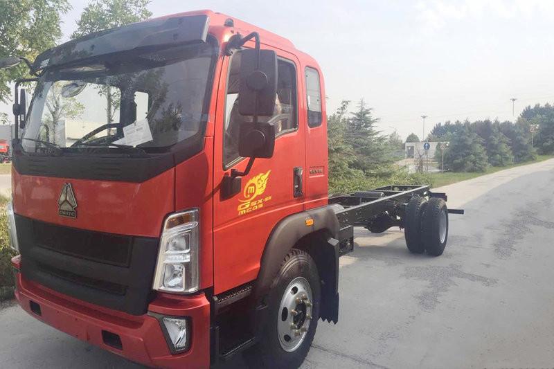 中国重汽HOWO G5X中卡 180ag环亚 首页 国五7.75米厢式载货车(ZZ5167XXYG561DE1A)