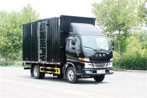 江淮 骏铃V3 109马力 国五4.15米单排厢式轻卡(HFC5041XXYP93K4C2V)
