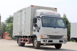 江淮 康铃H5 156马力 国五3.82米排半厢式轻卡(HFC5043XXYP91K2C2V)