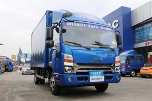 江淮 帅铃H330 全能卡车 152马力 国五4.165米单排厢式轻卡(HFC5053XXYP71K2C2V)