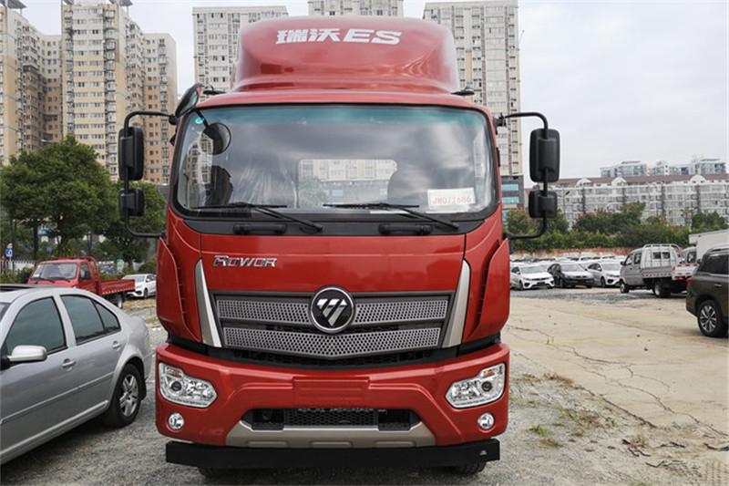 福田 瑞沃ES5 220ag环亚|首页 4X2 国五9.65米厢式载货车(BJ5185XXY-FD)