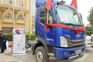 东风柳汽 乘龙L3 160马力 4X2 国五5.2米单排厢式载货车(LZ5090XXYL3AB)